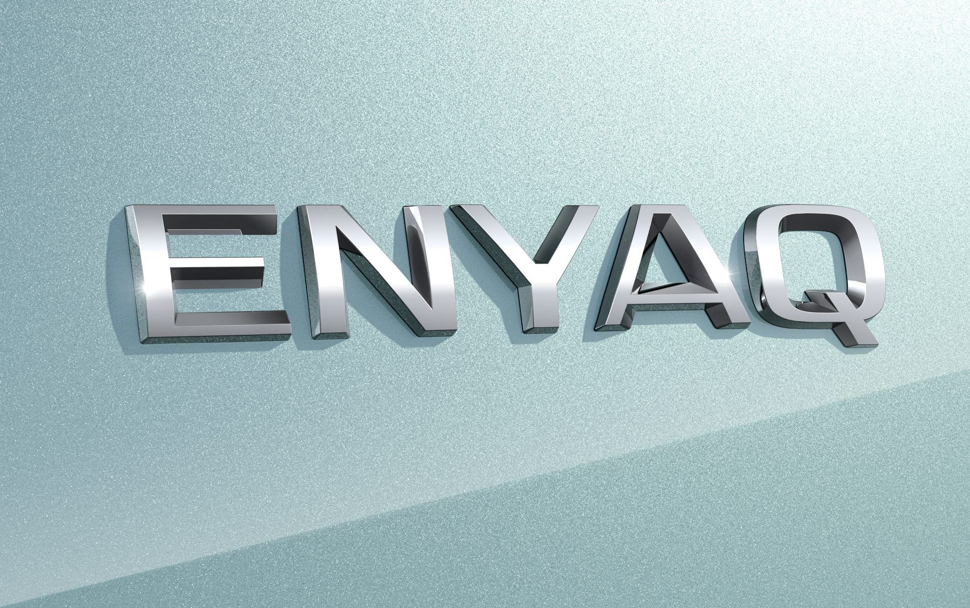 ŠKODA ENYAQ, primer SUV 100% eléctrico