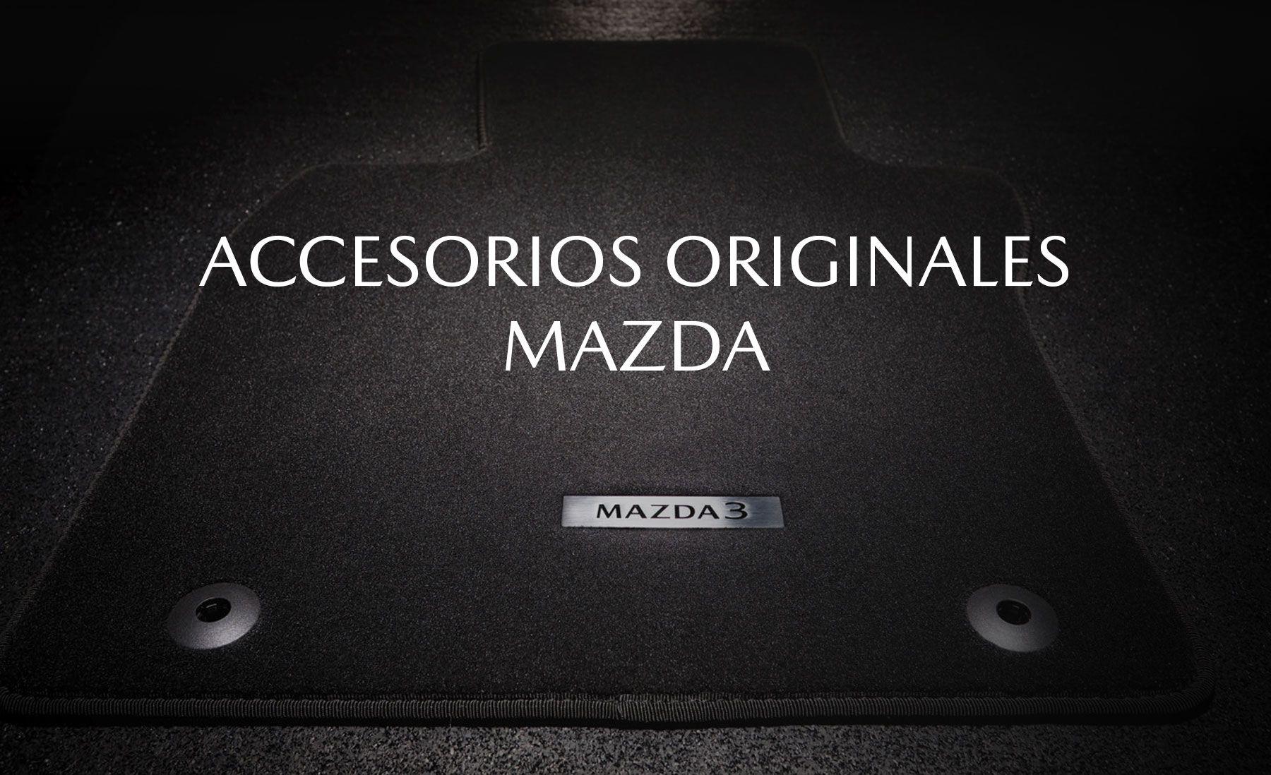 Personaliza tu Mazda con los mejores accesorios originales