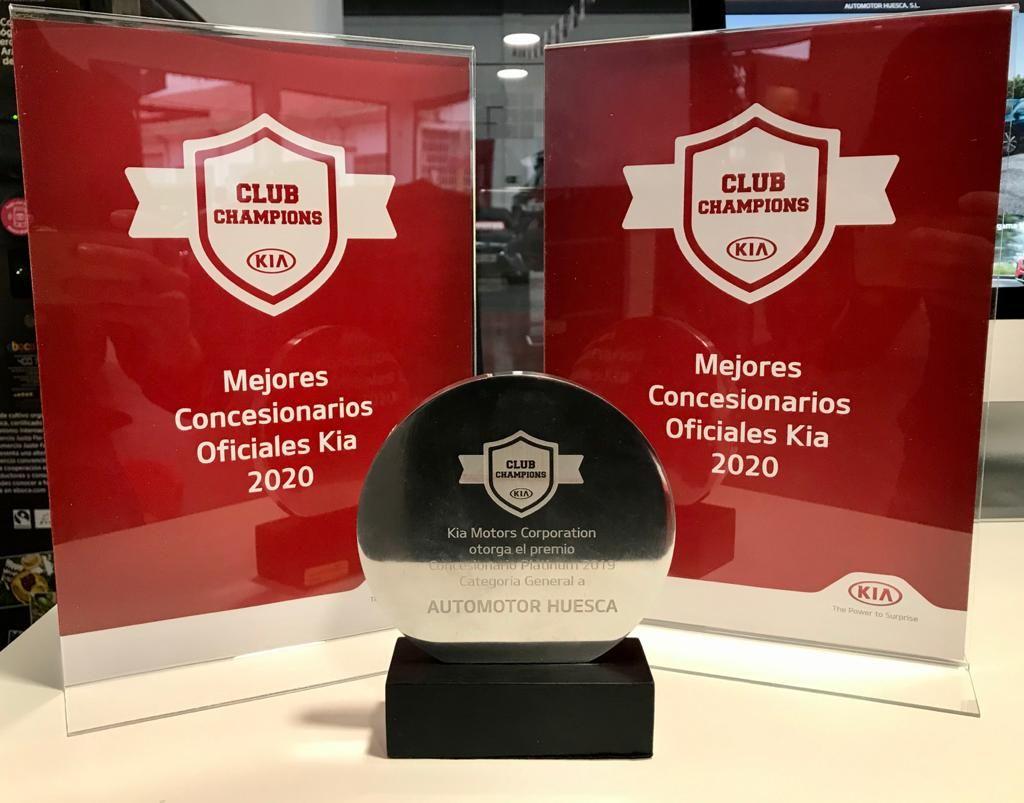 """Premio """"Platinum Prestige Dealer"""""""