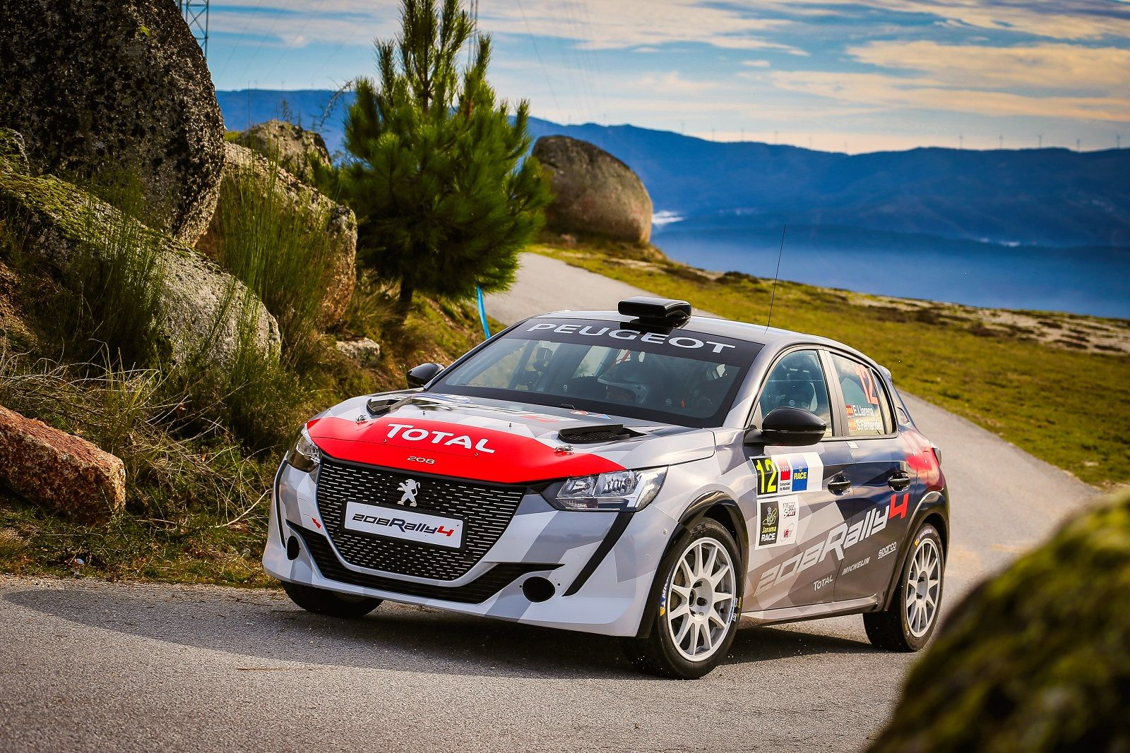 Peugeot 208 Rally 4: el nuevo modelo que dará acceso a un fantástico Premio Final