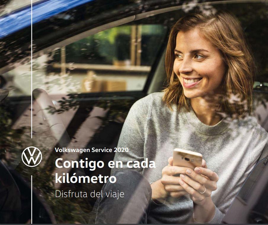 Libro de Servicio 2020 Volkswagen Turismo