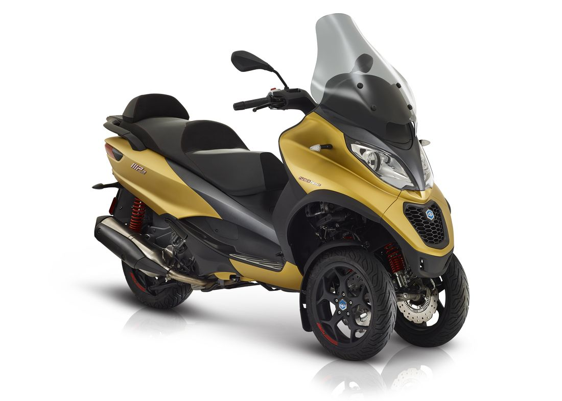 Piaggio Mp3 500 HPE Advanced Desde 11.122€