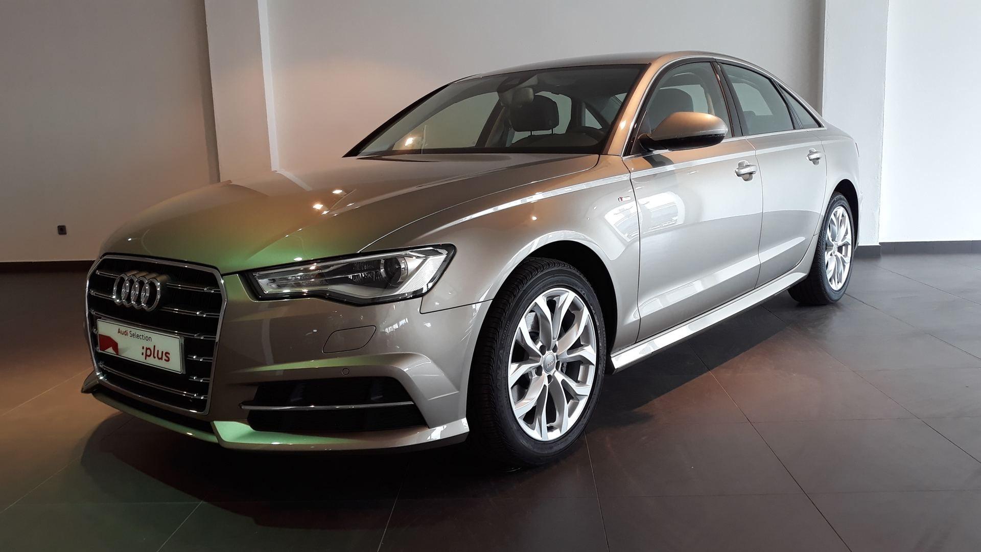 ESPECIAL promoción LIQUIDACIÓN de stock en modelos Audi A6