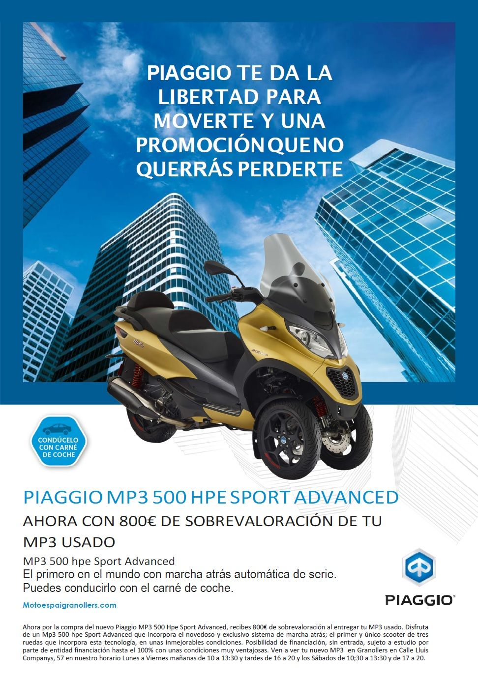 PROMOCION EXCLUSIVA PARA CLIENTES MP3