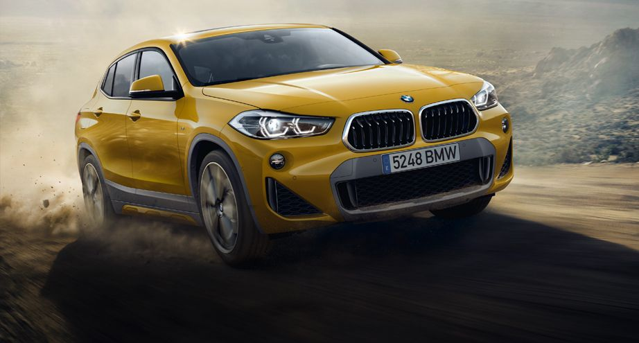 BMW Renting: BMW X2 desde 359€/mes + IVA