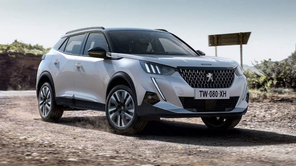 El nuevo Peugeot 2008 contará con una versión 100% eléctrica