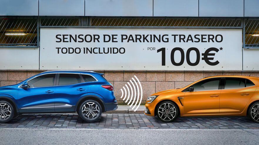 Sensores de Parking