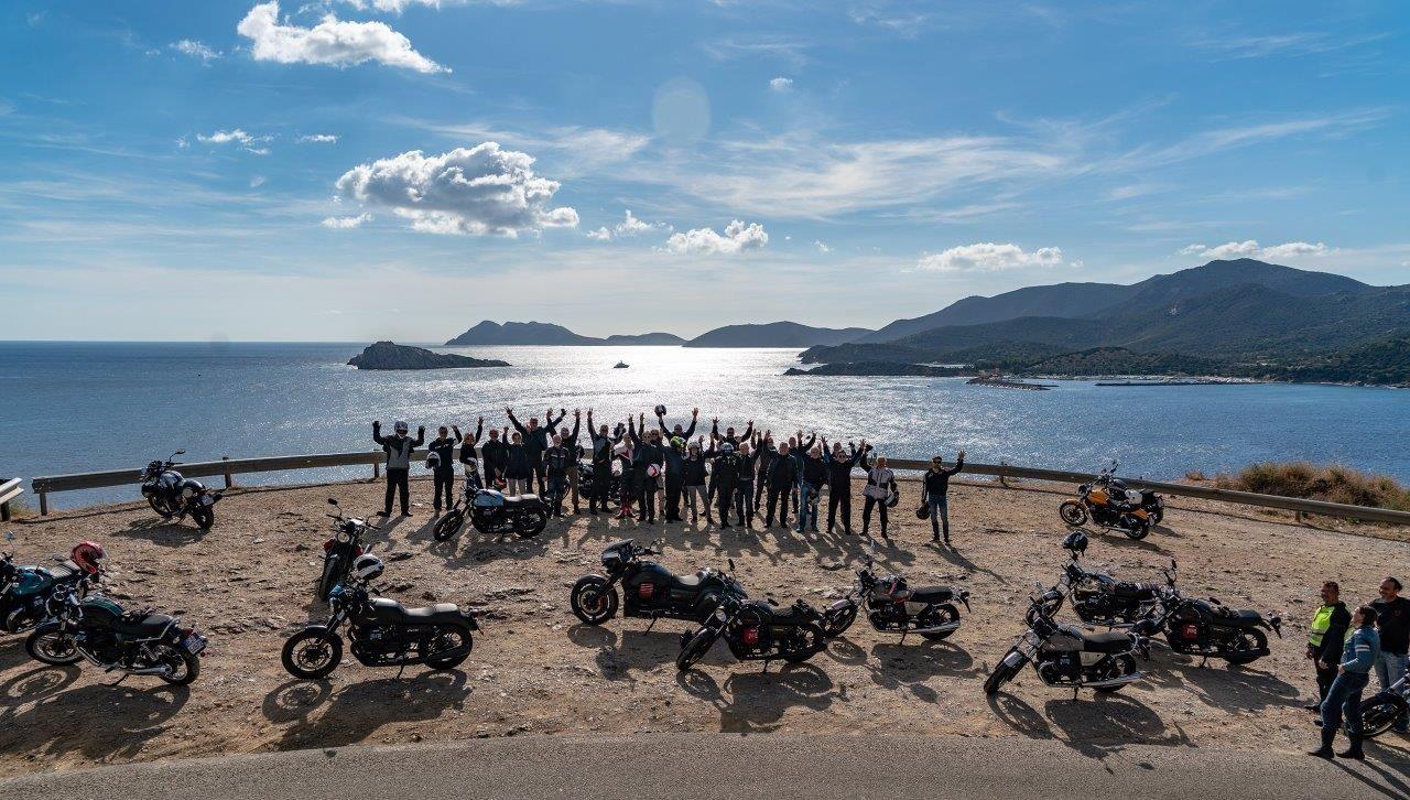Moto Guzzi Experience Tours 2020