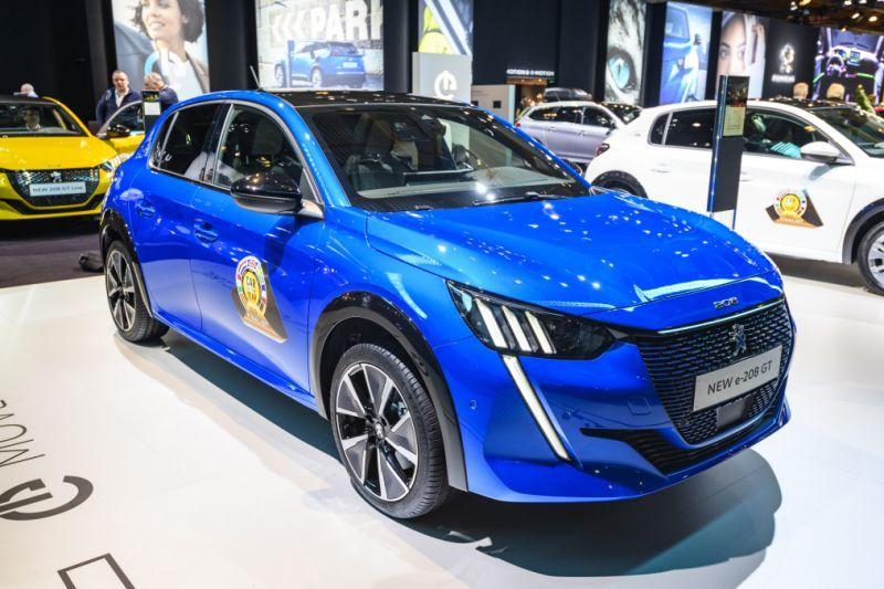 """El Nuevo PEUGEOT 208, elegido """"Car of the Year 2020"""""""
