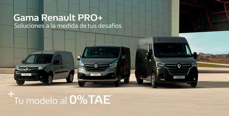 Gama Renault Pro+