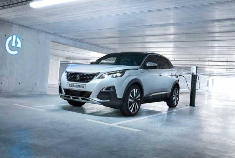 Gama Hybrid Peugeot: pensada para el día a día