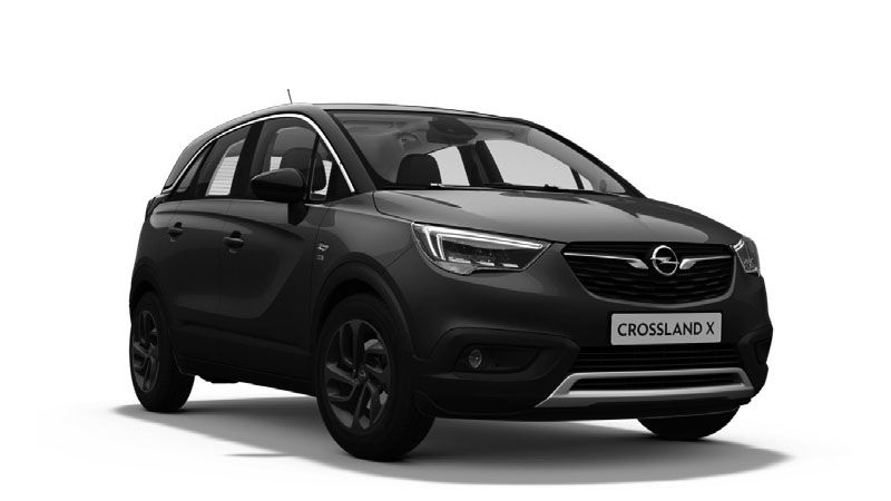 Crossland X Opel 2020 1.2 MT6 S/S 110 CV (265€/Mes)