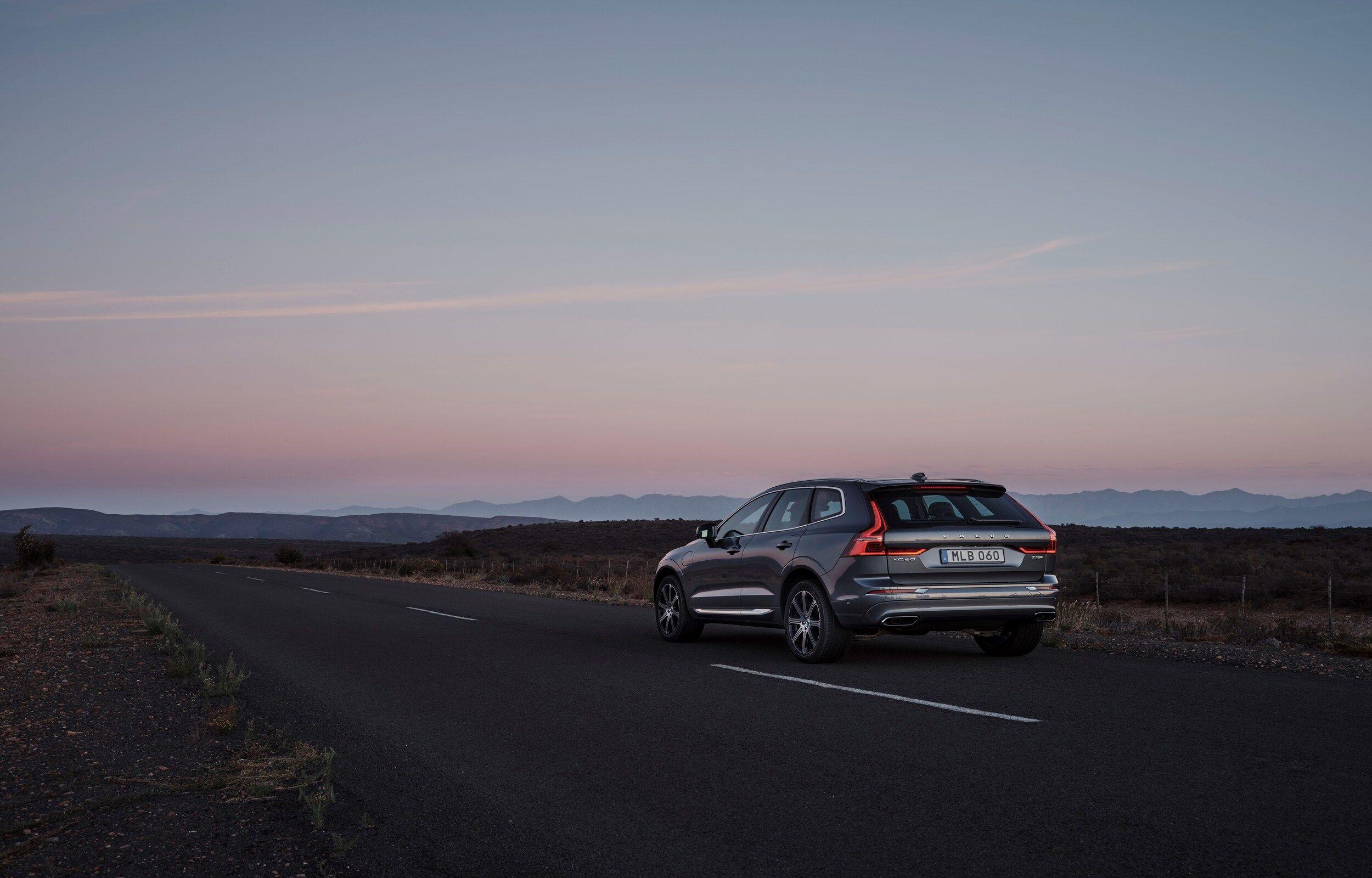 Volvo te recuerda cómo debes actuar si te quedas sin gasolina