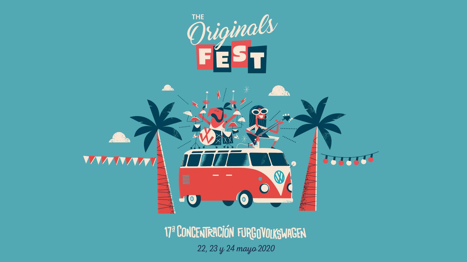 The Original Fest - 17ª concentración FurgoVolkswagen