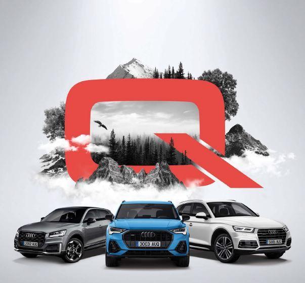 Ofertas renting Audi Q3 SB y Q5