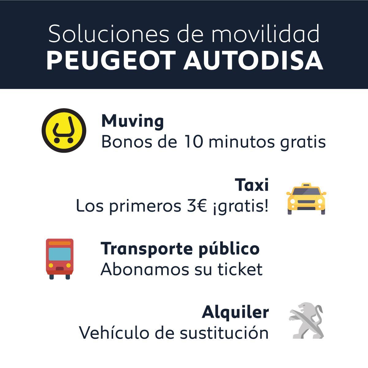 Soluciones de movilidad