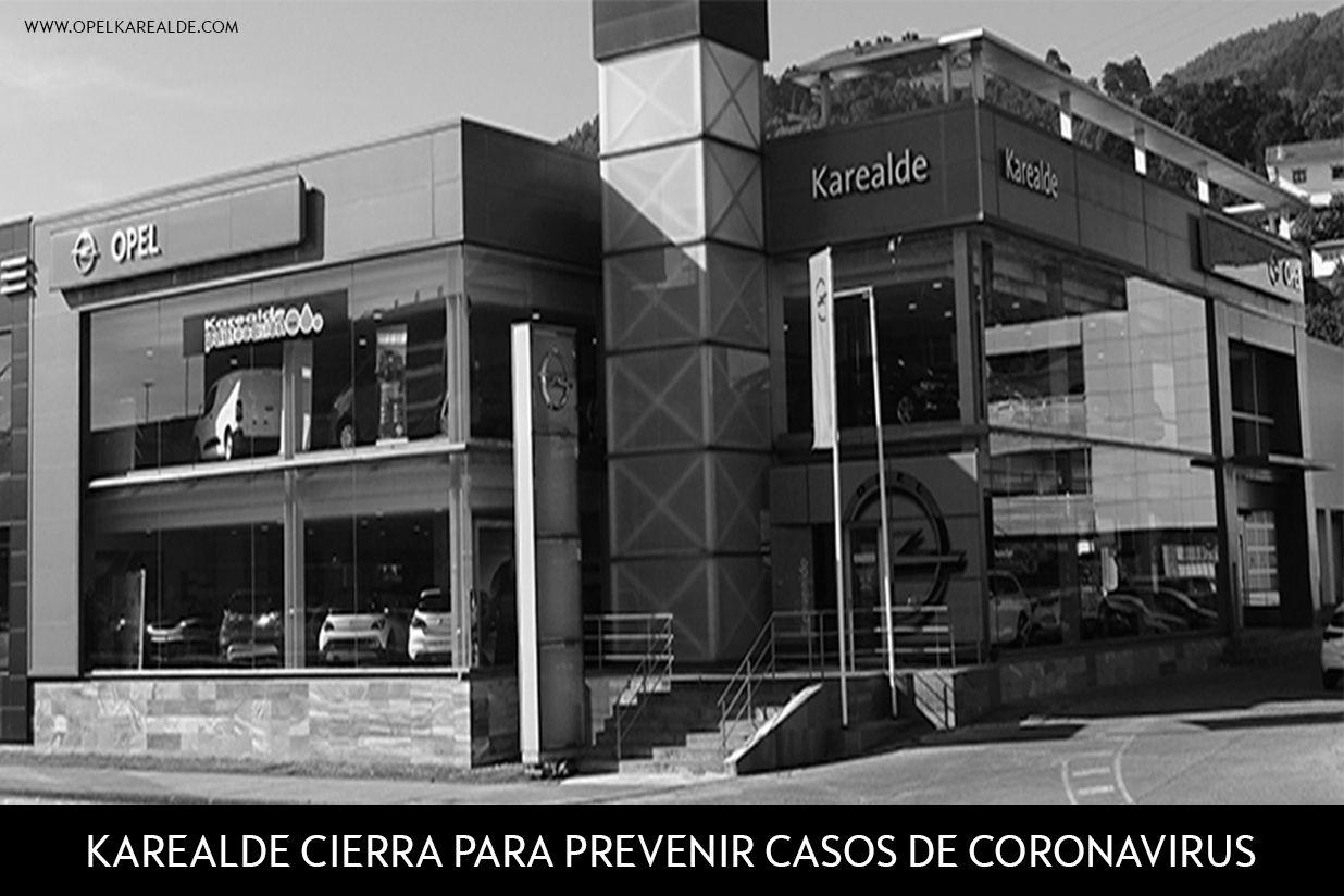 KAREALDE FRENTE AL CORONAVIRUS