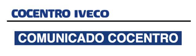 COMUNICADO COCENTRO