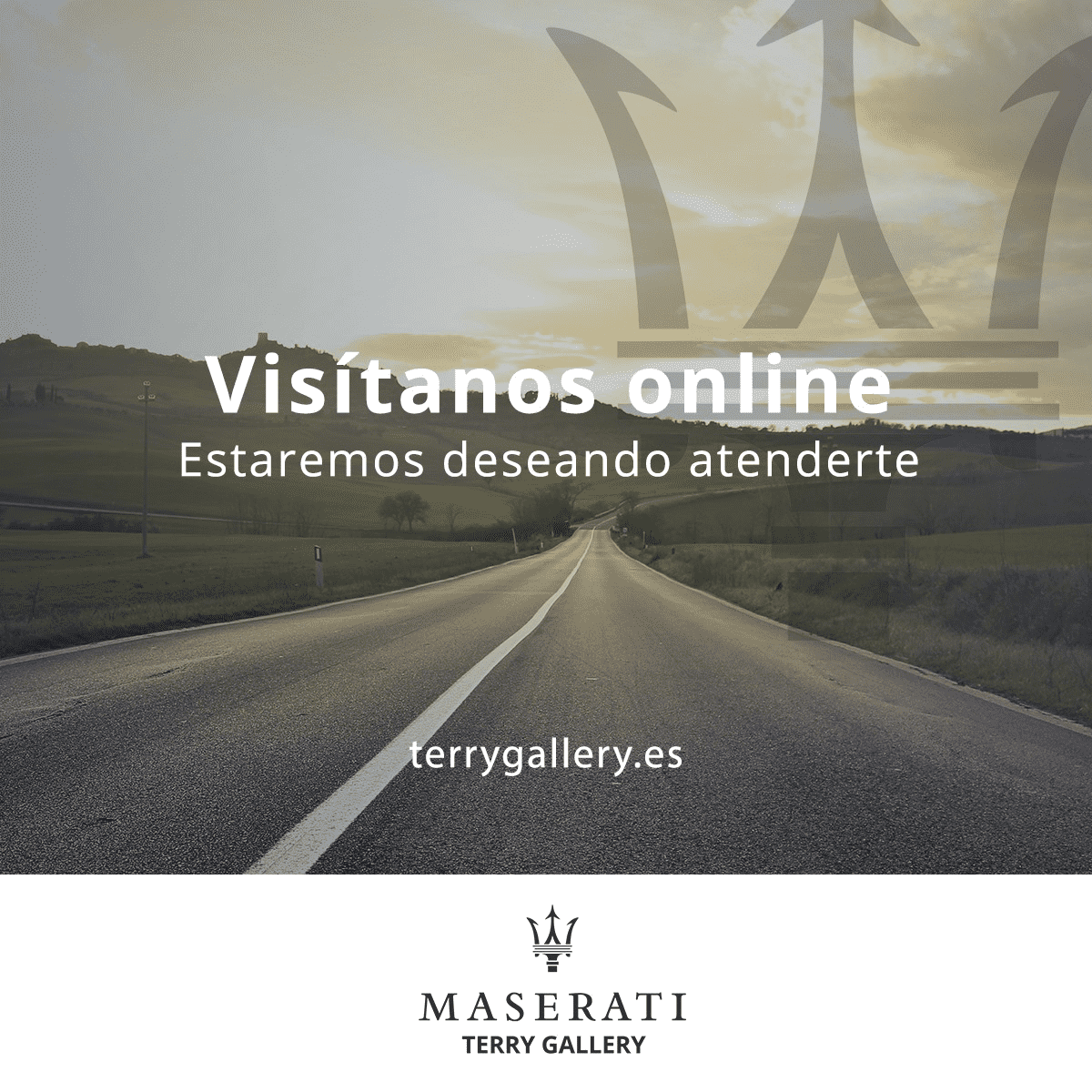 ¡Visítanos Online! Estaremos deseando atenderte