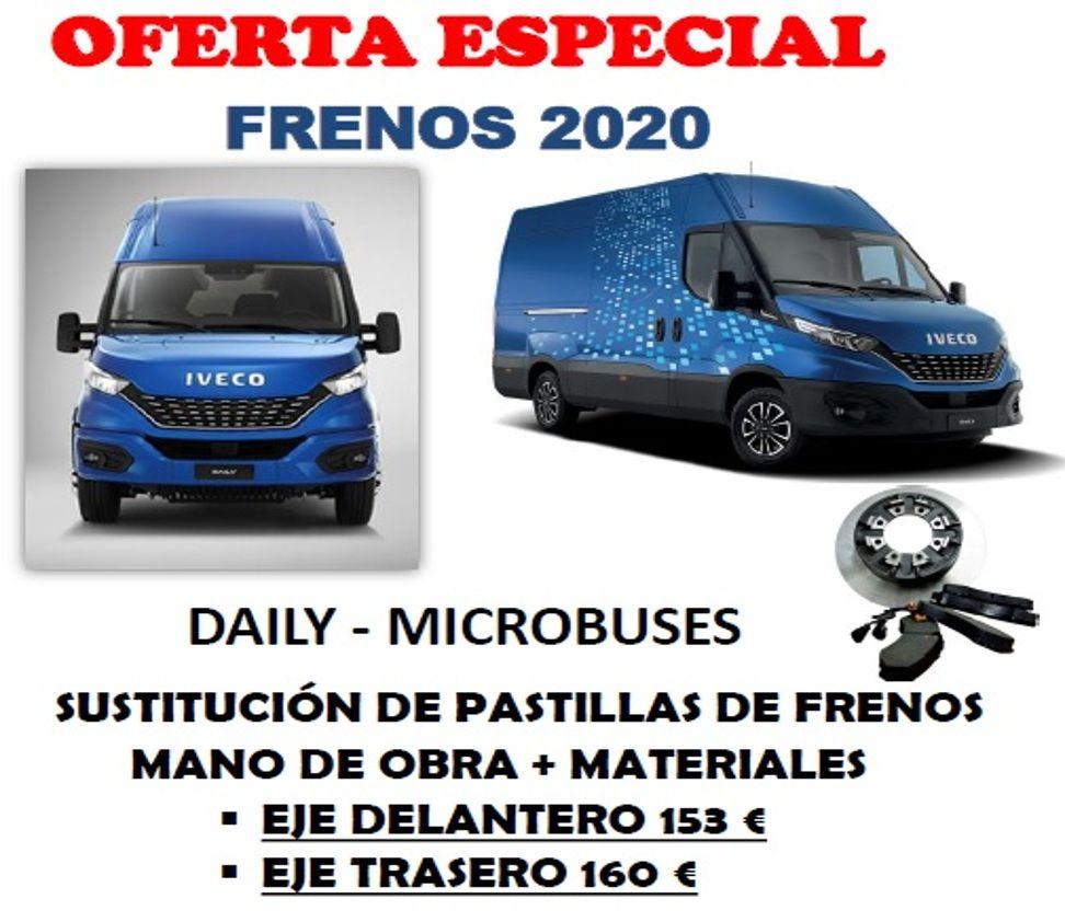 CAMPAÑA FRENOS 2020