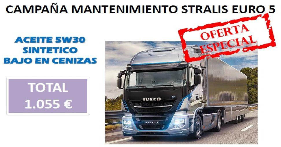 CAMPAÑA MANTENIMIENTO STRALIS EURO 5 M1 CURSOR 13