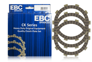 KIT DISCOS EMBRAGUE EBC BMW F650