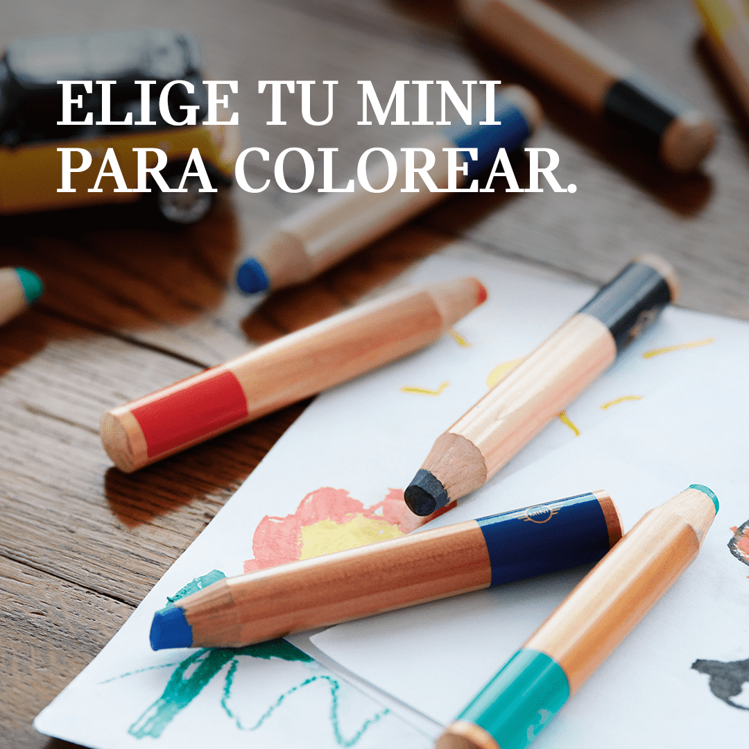 COLOREA CON MINI