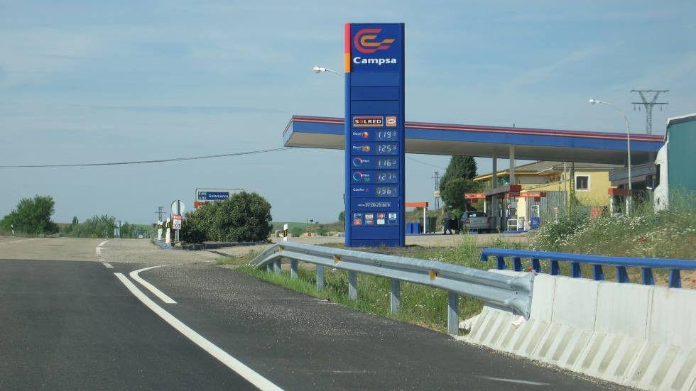 Las estaciones de servicio en España con el litro de gasolina a menos de 90 céntimos